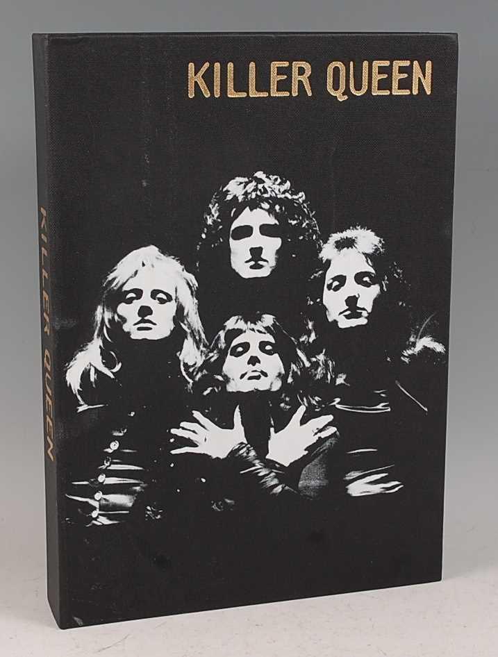 Lot 673 - Queen - Killer Queen a Deluxe copy of the 2003...