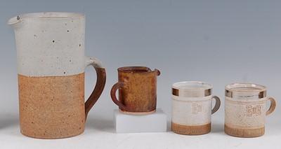 Lot 36-Robin Welch Pottery - a large studio pottery...