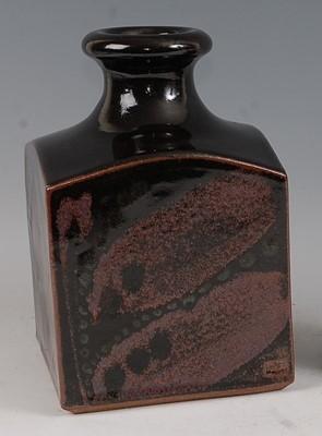 Lot 39-David Lloyd Jones (1928-1994) - a large glazed...