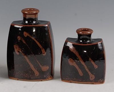 Lot 40-Peter Swanson (b.1950) - a studio pottery vase,...