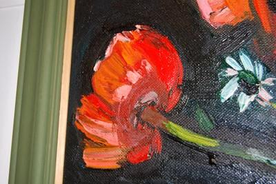 Lot 284 - Theodore Major (1908-1999) - Poppies, Still...