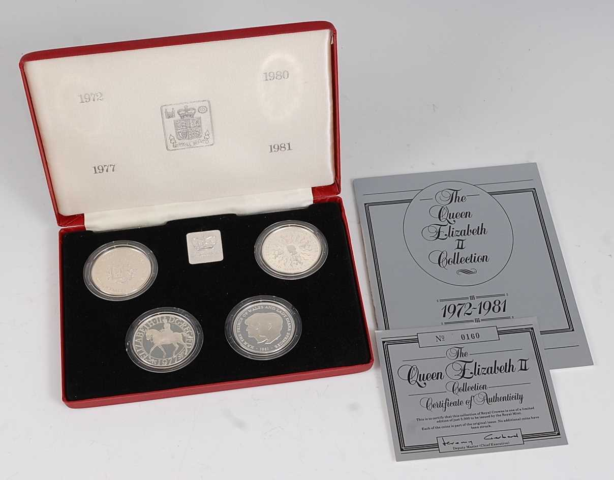 Lot 2003-Great Britain, The Royal Mint The Queen...