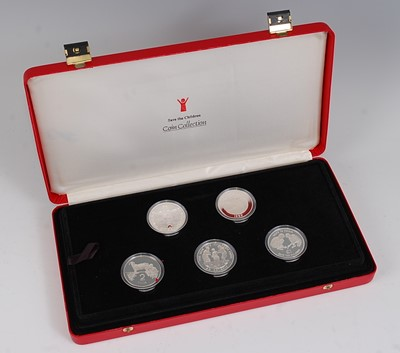 Lot 2007-The Save The Children, 1989 70th Anniversary...