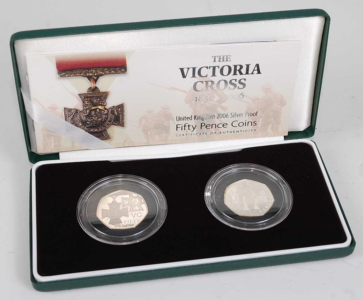 Lot 2008-Great Britain, The Royal Mint The Victoria...