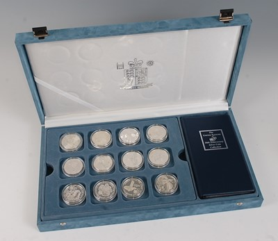 Lot 2036-The Royal Mint, The United Nations 50th...