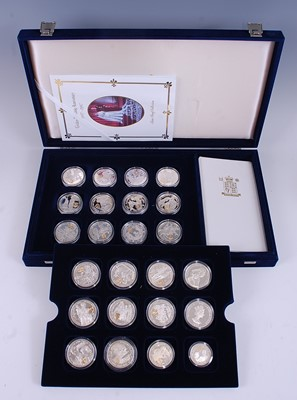 Lot 2037-Great Britain, The Royal Mint Elizabeth II...