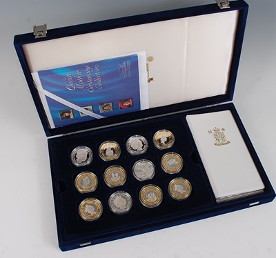 Lot 2038-Great Britain, The Royal Mint, Queen Elizabeth...
