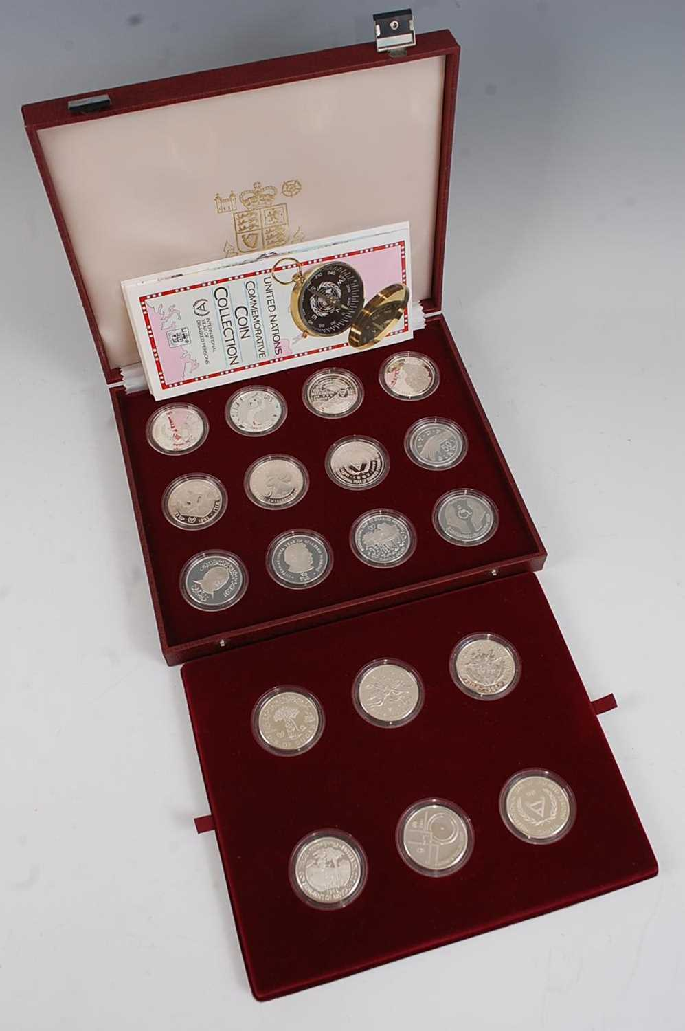 Lot 2043 - The Royal Mint, 1981 United Nations Year Of...