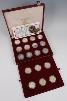 Lot 2043-The Royal Mint, 1981 United Nations Year Of...