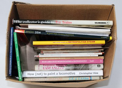 Lot 10-Approx 18 hard and soft cover books and...