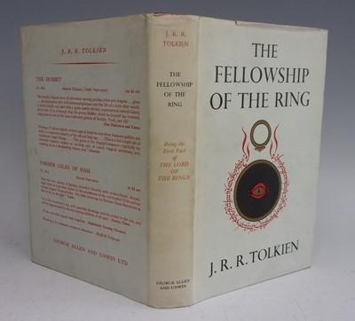Lot 2012-TOLKIEN, J.R.R. The Hobbit. George Allen &...