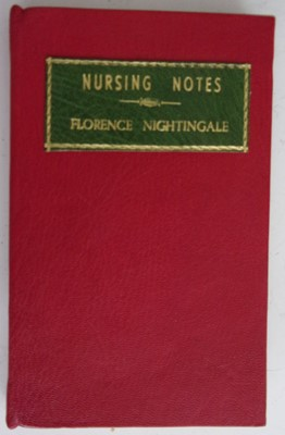 Lot 2016 - NIGHTINGALE, Florence. Notes on Nursing for...