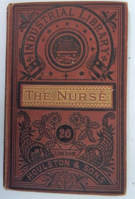 Lot 2017-ANON. The Nurse. Houlston & Sons, London. 1864....