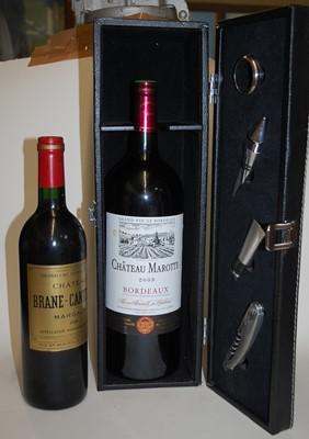 Lot 1032-Château Marotte, 2005, Bordeaux, one magnum in...