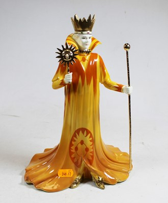 Lot 17 - A Wedgwood Galaxy Collection figure 'Sun King',...
