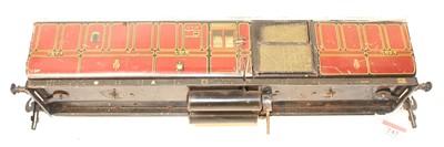 Lot 242 - Body only Carette design Bassett-Lowke LMS...
