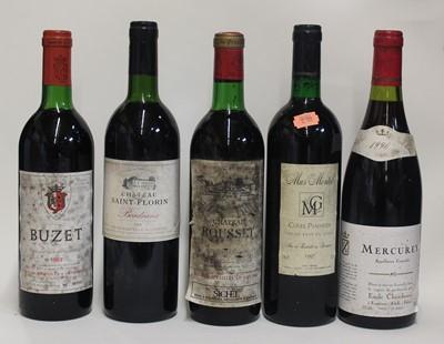 Lot 1038-Château Saint-Florin, 1993, Bordeaux, one...