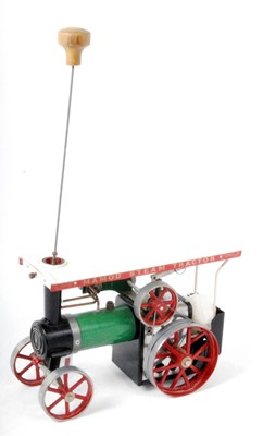 Lot 1 - A Mamod TE 1a traction engine, appears unused...