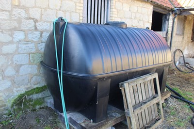 Lot 12-5000L Water Tank (Enduramax)