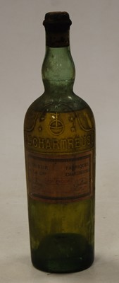 Lot 1362 - Chartreuse liqueur, 75° proof, bottled by L....