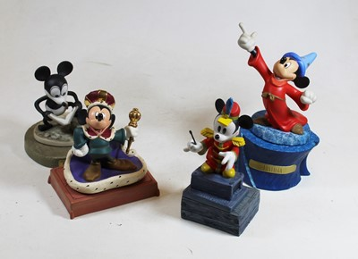 Lot 13 - A collection of four Walt Disney Classic...