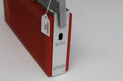 Lot 506 - A Bang & Olufsen Beolit 700 portable radio...