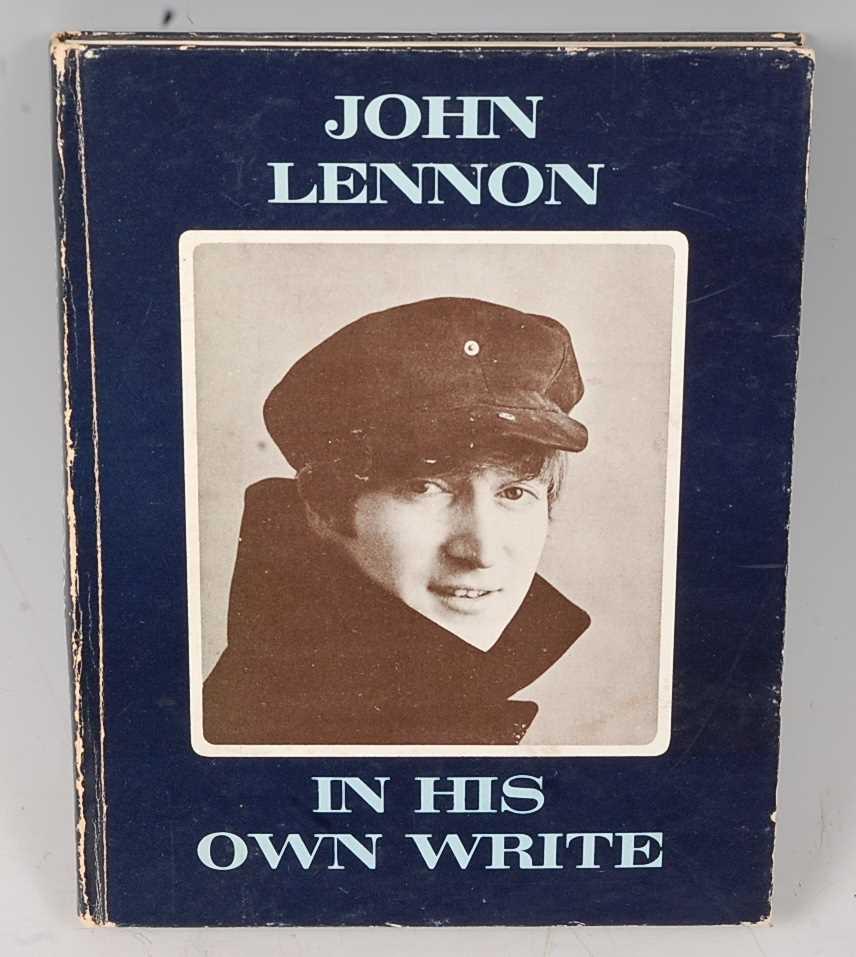 Lot 566 - John Lennon, In His Own Write, Jonathan Cape,...