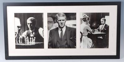 Lot 539 - The Thomas Crown Affair (1968), a set of three...