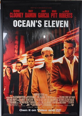 Lot 514 - Ocean's Eleven, 2001 one sheet film poster,...