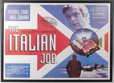 Lot 515 - The Italian Job, a 1999 30th anniversary...