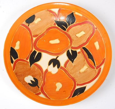 Lot 5 - A Clarice Cliff Fantastique Bizarre Orange...