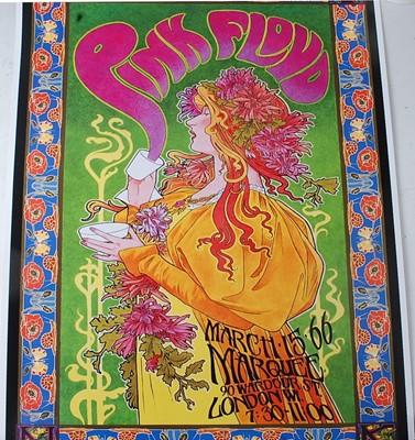 Lot 512 - Pink Floyd March 15 66', 2005 Bob Masse...