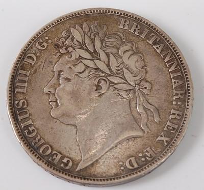 Lot 2085 - Great Britain, 1822 crown, George IIII...