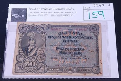 Lot 2128 - German East Africa, Die Deutsch...