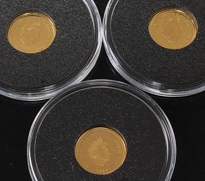 Lot 2068 - Great Britain, Jubilee Mint, Queen Elizabeth...
