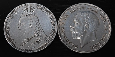 Lot 2125 - Great Britain and World, a collection of coins...