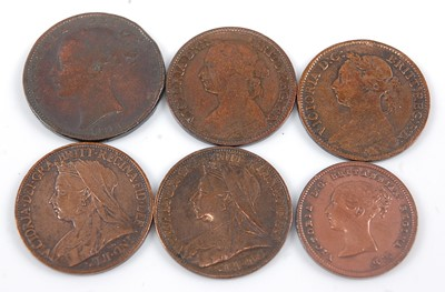 Lot 2131 - Great Britain, 1851 penny, Victoria young bust...
