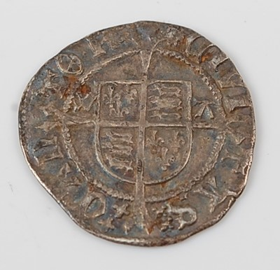Lot 2089 - England, Henry VIII half groat, second coinage...