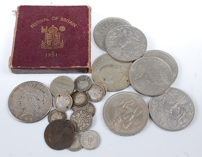 Lot 2137 - Great Britain and World, a collection of coins...