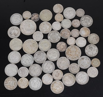 Lot 2149 - Great Britain, a collection of George VI coins...