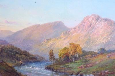 Lot 1309 - Alfred de Breanski Snr (1852-1928) - The pass...