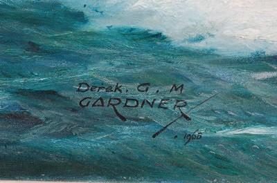 Lot 1312 - Derek George Montague Gardner (1914-2007) -...