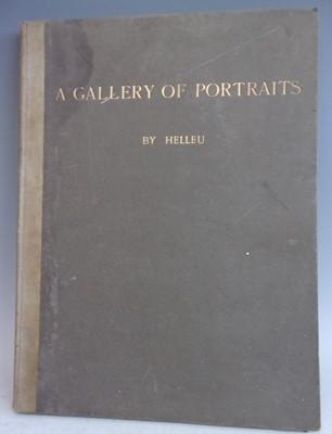 Lot 1002 - HELLEU, Paul. A Gallery of Portraits...