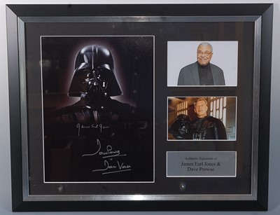 Lot 526 - Star Wars, a 31 x 23cm colour photograph of...