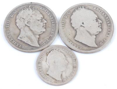 Lot 2112 - Great Britain, 1834 half crown, George IIII...