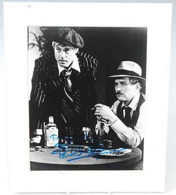 Lot 530 - A collection of signed photographs and...