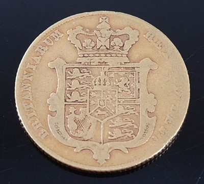Lot 2032 - Great Britain, 1825 gold full sovereign,...