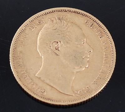 Lot 2034 - Great Britain, 1831 gold full sovereign,...