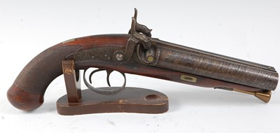 Lot An early 19th century side by side double...