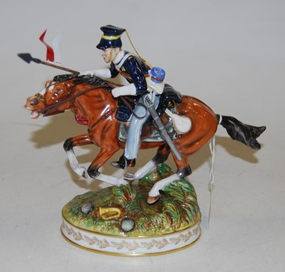 Lot 4 - A Royal Doulton Classics The Charge of the...